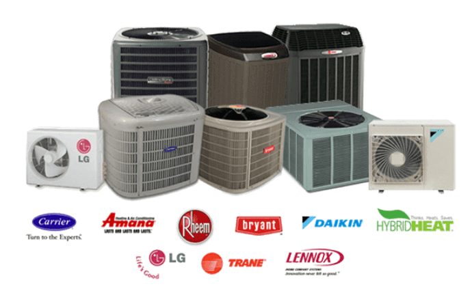 New Commercial AC Units