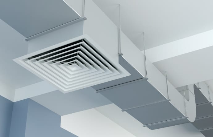 Residential Air Duct Sealing