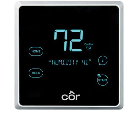 HVAC Thermostat Replacement and Installation