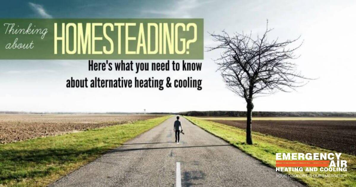 alternative heating and cooling